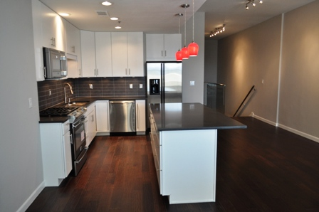 Kitchens millwood remodeling and designmillwood for Condo kitchen lighting