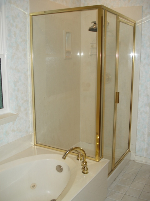 Spring Lake Dr Richardson Master And Guest Bathrooms Remodel - Bathroom remodel richardson tx